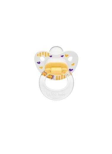 Wee Baby 834 Desenli Damaklı Emzik 6-18Ay -Wee